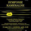 2011-05-22 koncert Symfonie Kameralne