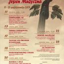 XXVI Przemyska Jesień Muzyczna
